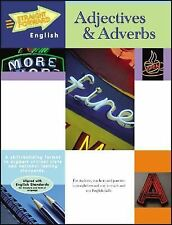 Adjectives & Adverbs (Straight Forward English Series)
