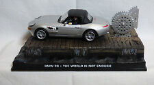 1:43 - James Bond Modellauto Collection - BMW Z 3 - The World ist not Enough