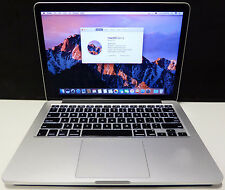 "Apple MacBook Pro 13.3"" Retina, MD212LL/A, Core i5 2.5 Ghz, 8 GB Ram, 128 GB SSD"