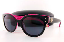 Brand New Juicy Couture Sunglasses 581/S RTF R6 Black Pink/Gray For Women