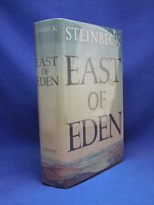 1952 EAST OF EDEN John Steinbeck 1st Edition First Print