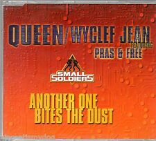 QUEEN / WYCLEF JEAN - ANOTHER ONE BITES THE DUST (3 track CD single)