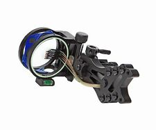 Shocker Bow Sight 5 Pin Multi-Damper w/Truss Blade Pins f/ Bowtech Carbon Rose