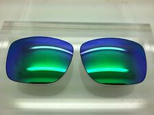Von Zipper Fulton Custom Replacement Lenses Green Reflective NEW