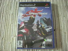 SPEED KINGS PLAYSTATION 2 PS 2 NUEVO Y PRECINTADO