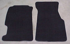 Honda Civic del Sol 1993 1994 1995 1996 1997 2 pc carpeted floor mats