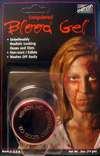 Coagulated Blood Gel .5 oz Mehron Professional Stage Makeup Special Effects