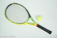 Dunlop iDapt Force 100 with Soft Shock Sleeve 4 3/8 Tennis Racquet (#2793)