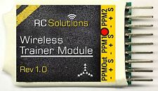 RC Wireless Trainer Module (alternative JR, FUTABA, Spektrum Trainer cord cable)