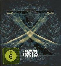 X von The 69 Eyes (2012), Limited Edition, Neu OVP, CD & DVD