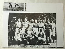photo press football  Equipe de France 1921      499