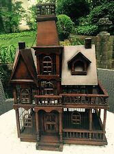 "Handmade Vintage/Antique Bird House Cage -31""X 21""X 12"""
