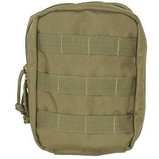 Voodoo Tactical EMT Pouch Utility Medic Corpsman Medical Supplies Pouch Coyote