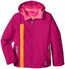 NEW Spyder Kids Girls Ski Snowboarding Sojourn Jacket Size 12 (Girls), NWT