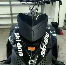 Ski-Doo XP Black Headlight Covers (Now in Gloss Black)