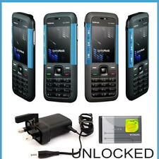 Nokia XpressMusic 5310 - Blue (Unlocked) Mobile Phone Cheap Bar Easy Grade A GSM