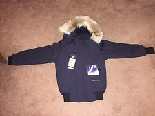 Canada Goose Men's Chilliwack Bomber Jacket Navy w/Tags Authentic-2XS!