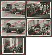 Tabakfabrik Bayreuth Brinkmann Bremen Transporter Opel Blitz Büro Porzelt 1954
