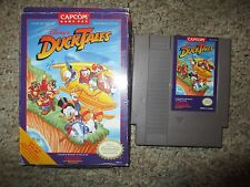 Disney's DuckTales (Nintendo NES, 1989) Duck Tales with Box FAIR