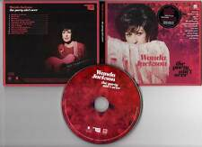 "WANDA JACKSON ""The Party Ain't Over"" (CD Digipack) 2011"
