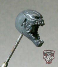 """MH018 Custom Cast Sculpt Male Head for use with 3.75"""" 1:18 action figure"""
