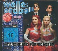 WELLE ERDBALL Tanzmusik für Roboter LIMITED CD+DVD 2014