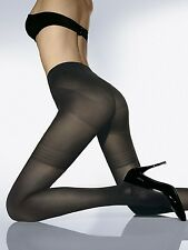 Wolford Power Shape 50 Control Top Tights Black Medium