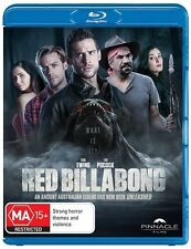 Red Billabong (Blu-ray, 2016) (Region B) Aussie Release