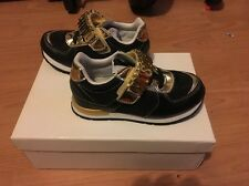 Brand New In Box Infants Moschino Trainers, Size 8.5