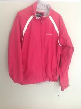Henri Lloyd TP1 Waterproof Jacket Women's Size 4 Pink