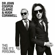 JOHN COOPER CLARKE & HIGH CORNWALL - THIS TIME IT'S PERSONAL - NEW CD