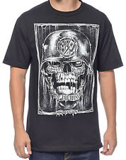 J550 - Metal Mulisha Night Creeper Tee / T-Shirt • NWT Mens Medium Blk - #27074