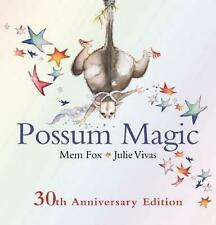 NEW Possum Magic Mini Edition 30th Anniversary  By Mem Fox Hardcover