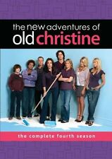 THE NEW ADVENTURES OF OLD CHRISTINE: SEASON 4 - Region Free DVD - Sealed