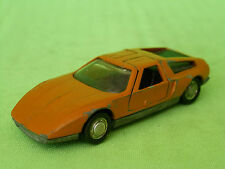 SCHUCO 828 MERCEDES C111 4 SCHEIBEN WANKEL ROTARY 1/66 - GOOD CONDITION -