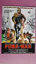 (Z160) Puma-Man / Vulcano Schlacht der Titanen - Werberatschlag