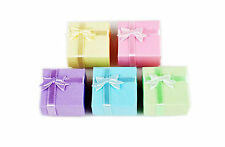 JEWELRY GIFT BOX  WHOLESALE LOT for ERRINGS,CHARM....ON SALE