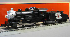 LIONEL JERSEY CENTRAL YARD BOSS STEAM SWITCHER 6-81023 o gauge train njc 6-81043