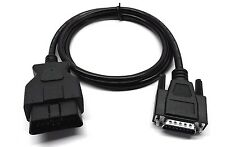 Autel Scanner MaxiScan MS509 OBD2 OBDII Replacement Cable 5-FT