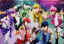 Osomatsu san / Dance with Devils poster promo anime seiyuu official