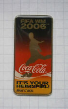 COCA-COLA/FIFA World Cup Germania 2006/It 's your home gioco... Pin (244d)