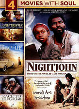 4 Movies with Soul DVD Region 1   NEW   (D98)