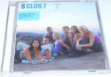 S Club 7 - '7'  CD Album (2000)