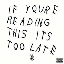Drake - If You're Reading This It's Too Late   - CD NEUWARE