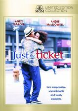 Just the Ticket - Region Free DVD - Sealed