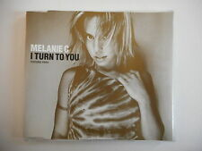 MELANIE C : I TURN TO YOU ( FEATURES VIDEO ) [ CD SINGLE ] ~ PORT GRATUIT