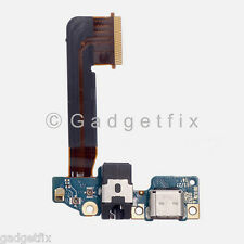 HTC One M9 Charger Charging USB Port Mic Microphone + Headphone Jack Flex Cable