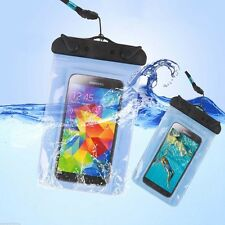 New Swimming Waterproof Underwater Dry Pouch Case Bag for Samsung/iPhone Mobile