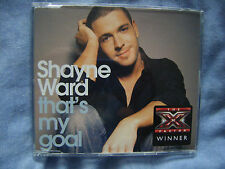 SHAYNE WARD - THAT`S MY GOAL CD SINGLE               B1