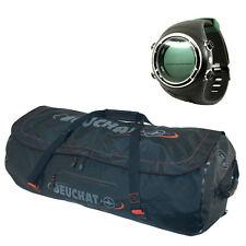 Sporasub Computer Apnea SP1 + Borsone Stagno Impermeabile Beuchat Dry Bag 01IT